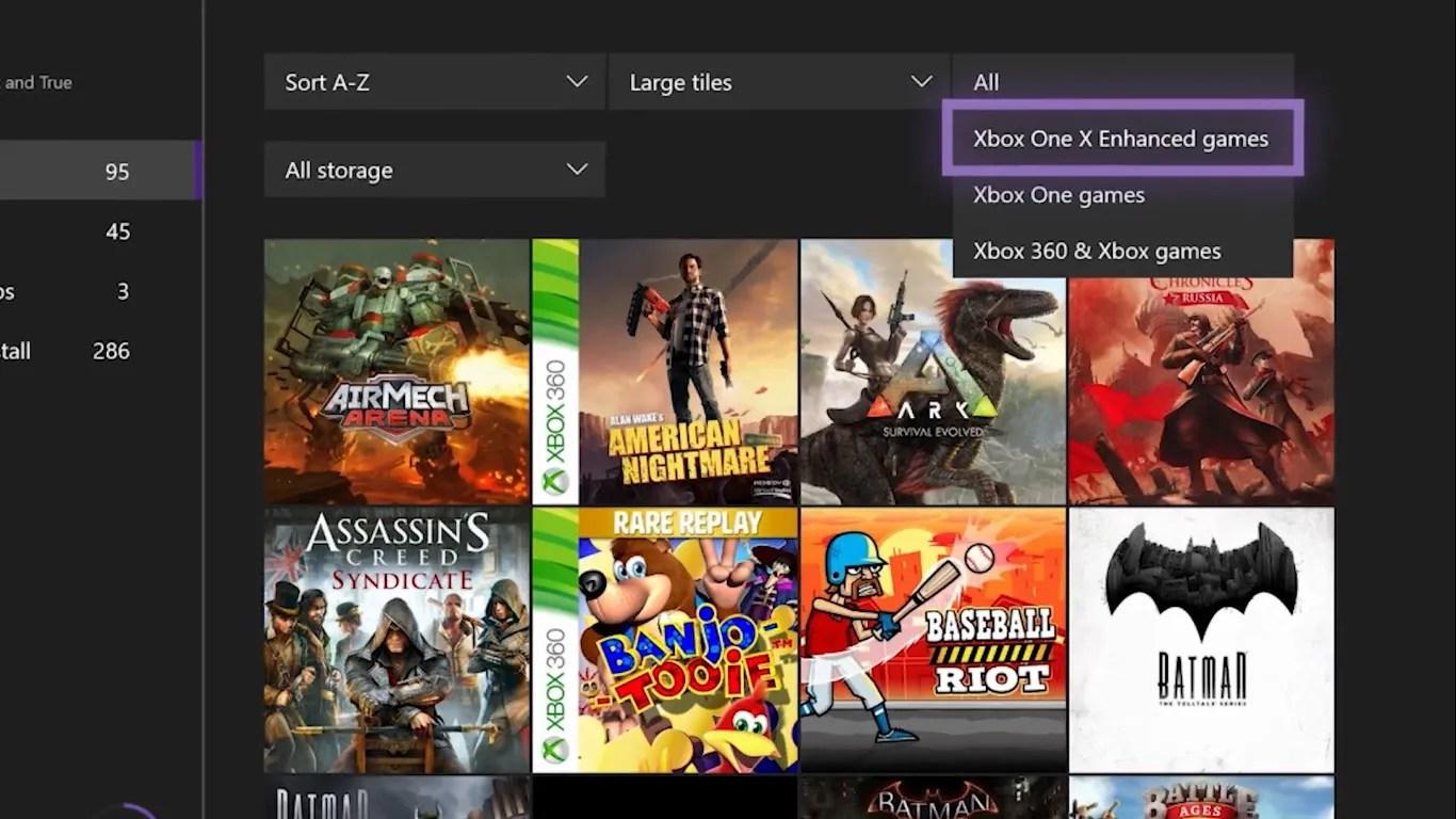 La Actualizacin De Otoo De Xbox One Prepara La Llegada