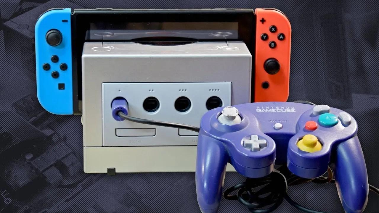 Convierten Una GameCube En Un Dock Funcional De Nintendo