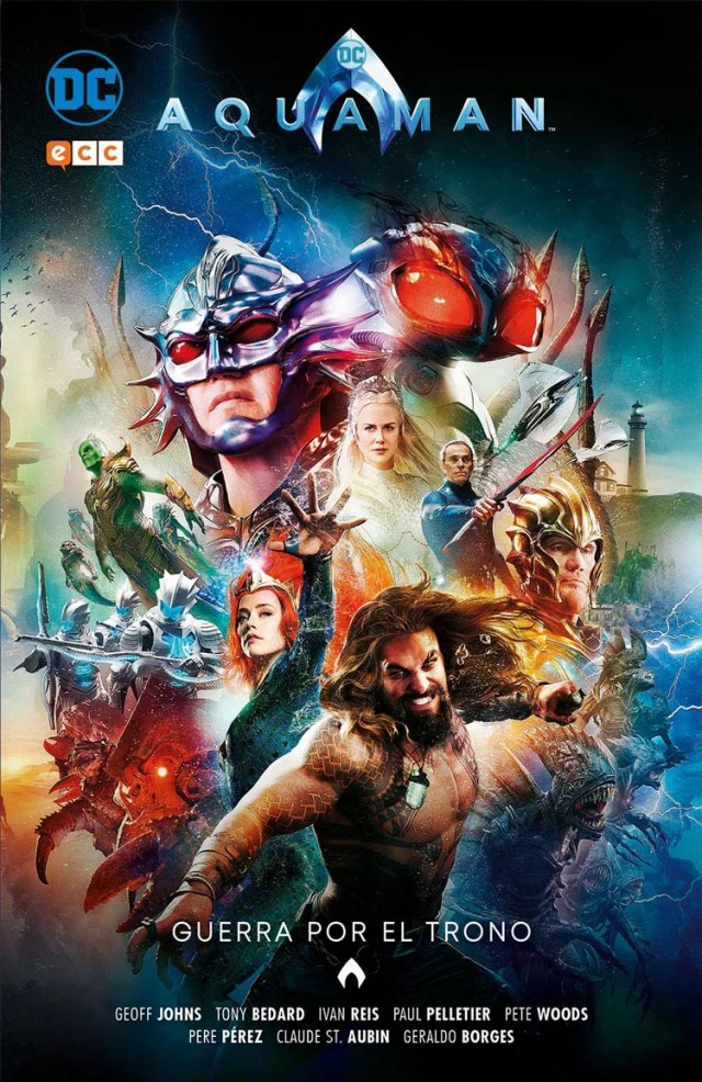 Aquaman: Guerra por el Trono (cómic)