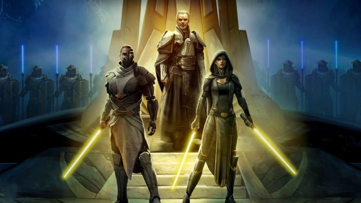 Star Wars: The Old Republic ya se puede descargar gratis en Steam -  HobbyConsolas Juegos