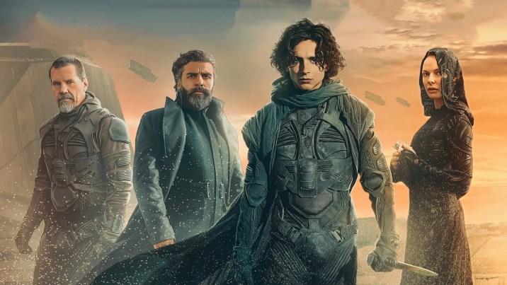 Nuevas imágenes oficiales de Dune, la adaptación cinematográfica de Denis Villeneuve - HobbyConsolas Entretenimiento