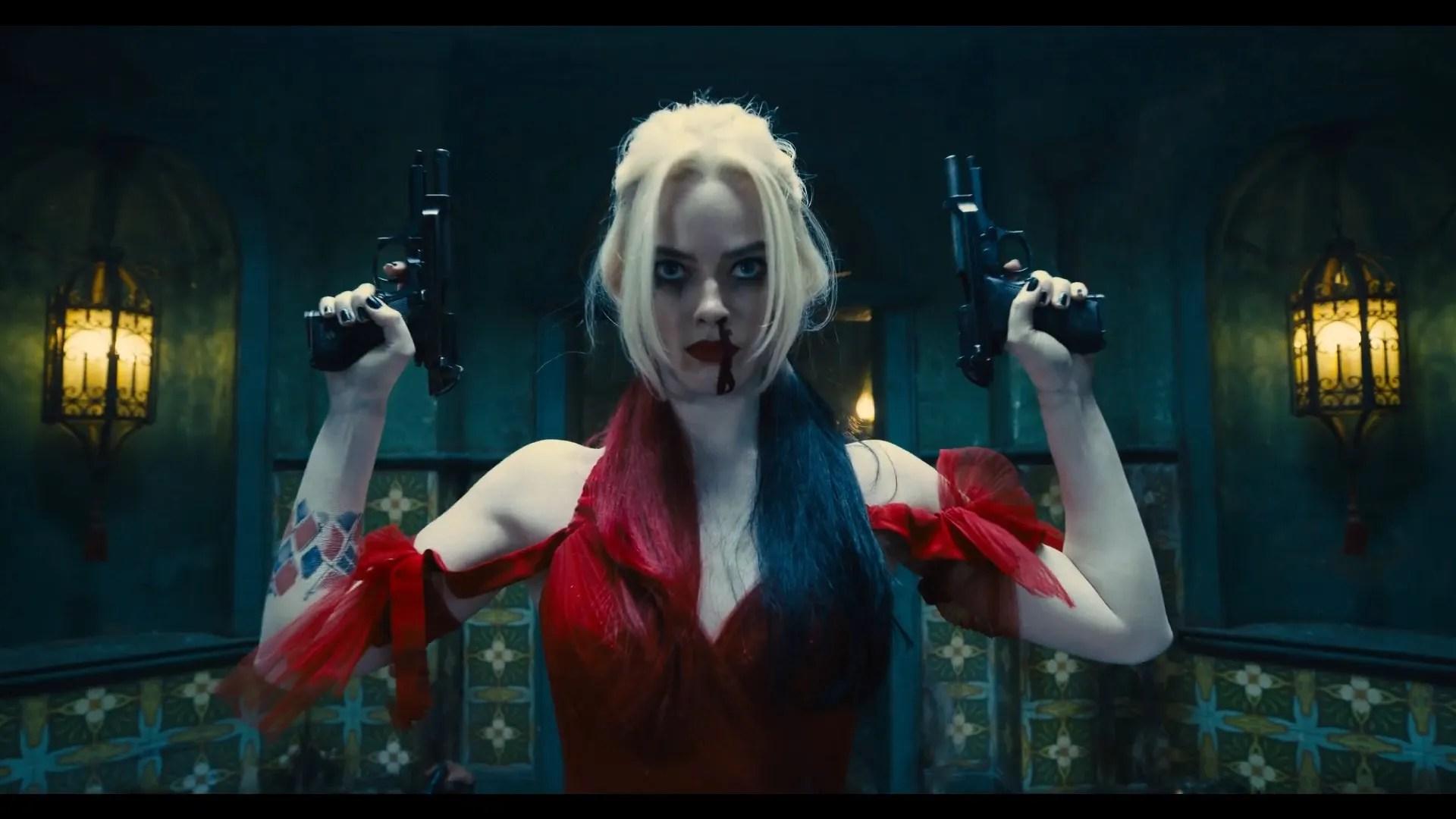 En El Escuadrón Suicida, Harley Quinn protagoniza la escena favorita de James Gunn - HobbyConsolas Entretenimiento