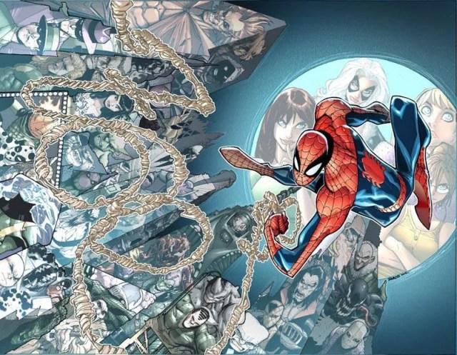 Las historias más importantes de Spider-man en los cómics