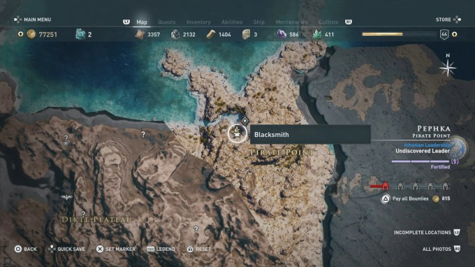 Where To Sell Items In Assassin S Creed Odyssey