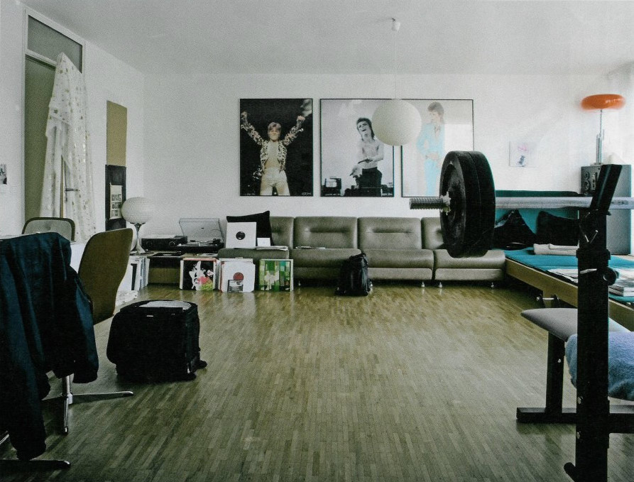 Workspaces Of DJs And Music Freaks