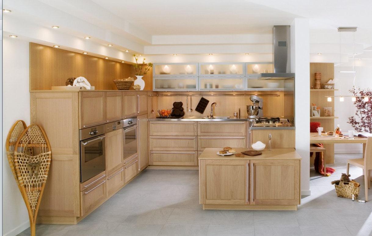 petite kitchen and bath