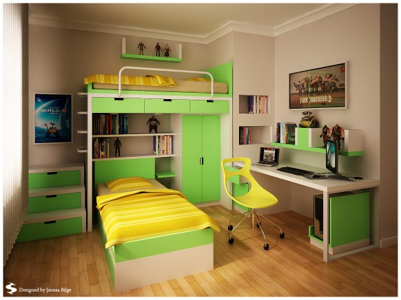 1 sala de adolescentes por Semsa