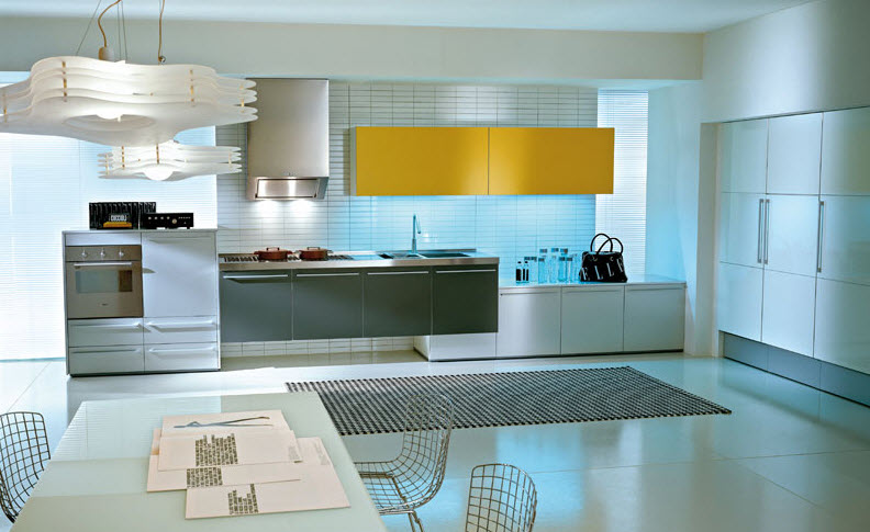 Luxurious Italian Kitchens From Pedini
