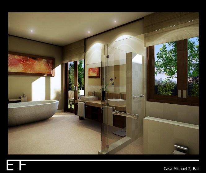 Get The Look Balinese Dream Bathroom