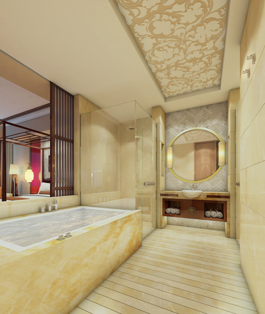 Luxury spa baths. luxury master bathrooms estates pinterest. 3d ...