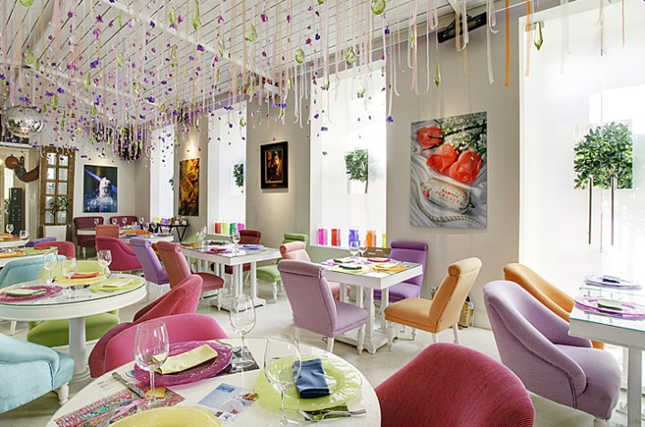 22 Inspirational Restaurant Interior Designs awesome restaurant design
