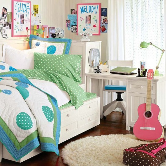 amantes de la música del sitio del dormitorio