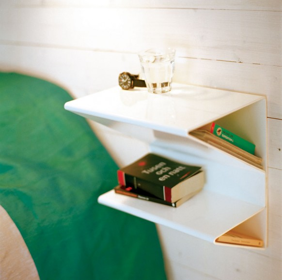 bed side shelf