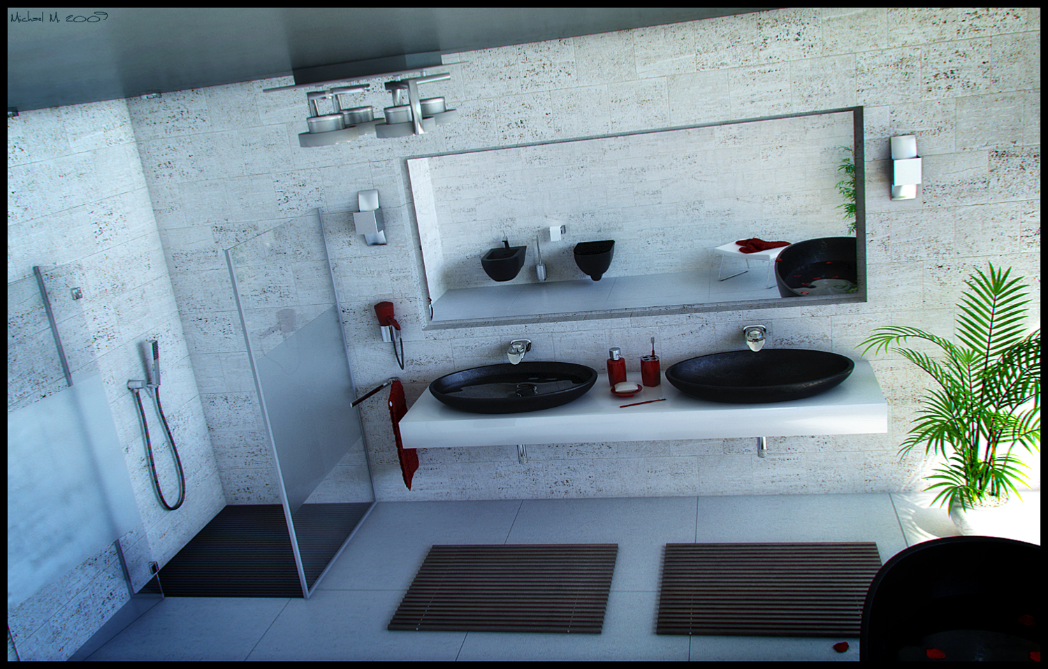 Inspiring Bathroom Designs For The Soul