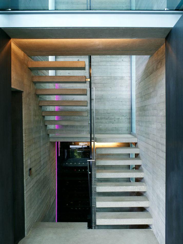 Stair Lighting Interior Design Ideas