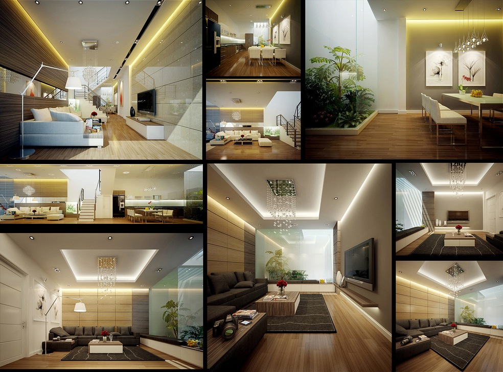 Dream Home Interiors By Open Design