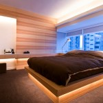 Modern Wood Bedinterior Design Ideas