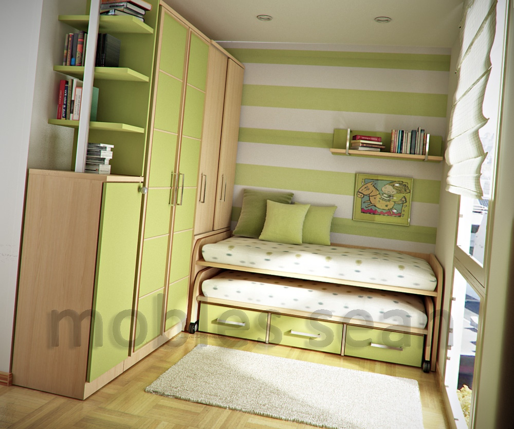 Furniture & Interior View: Space-Saving Designs for Small ...