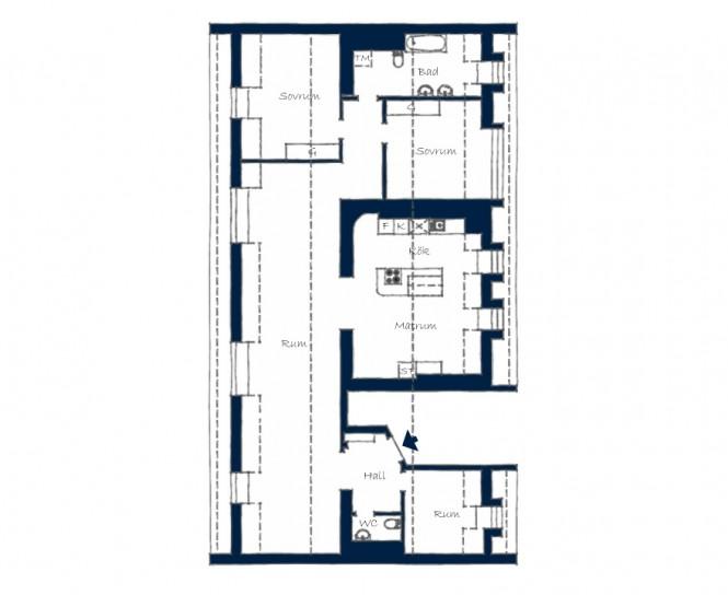 Interior Room Plan