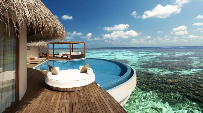 W Retreat Maldives OCEAN HEAVEN