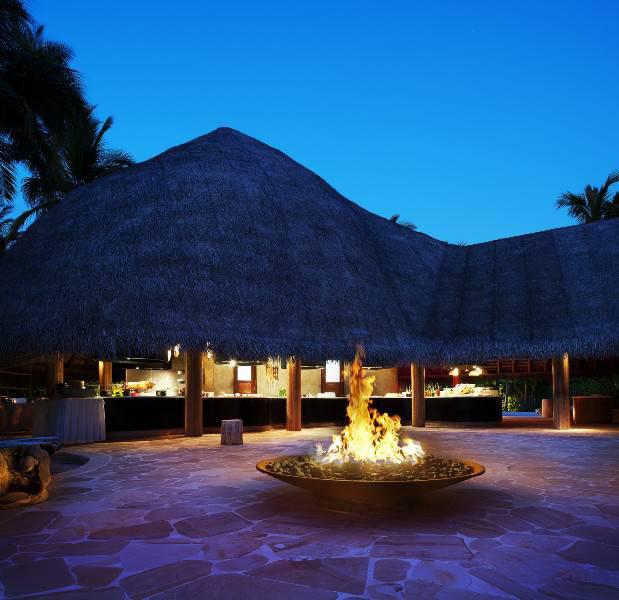 W Retreat Maldives restaurant