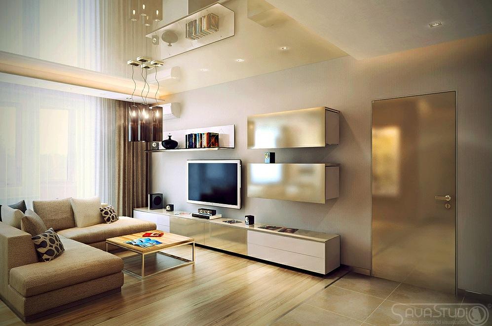 L Shaped Living Room Design Layout Centerfieldbar Com. Modern Design In  Modest Proportions Part 48