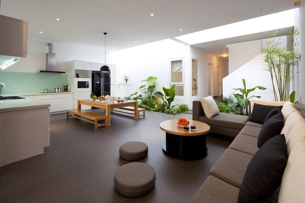 Open Plan Kitchen Diner Loungeinterior Design Ideas