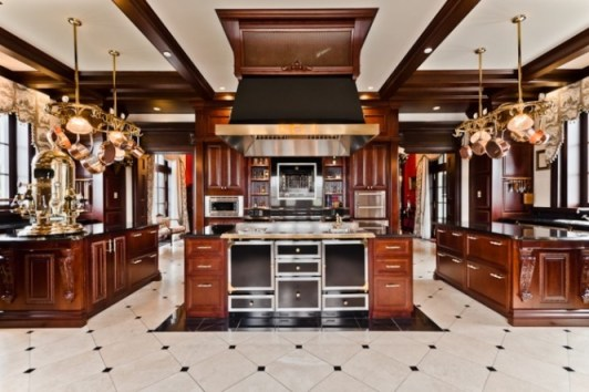classic luxury kitchen