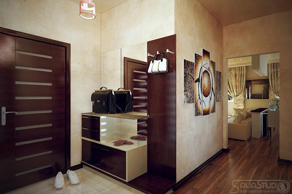Contemporary Hall Furnitureinterior Design Ideas