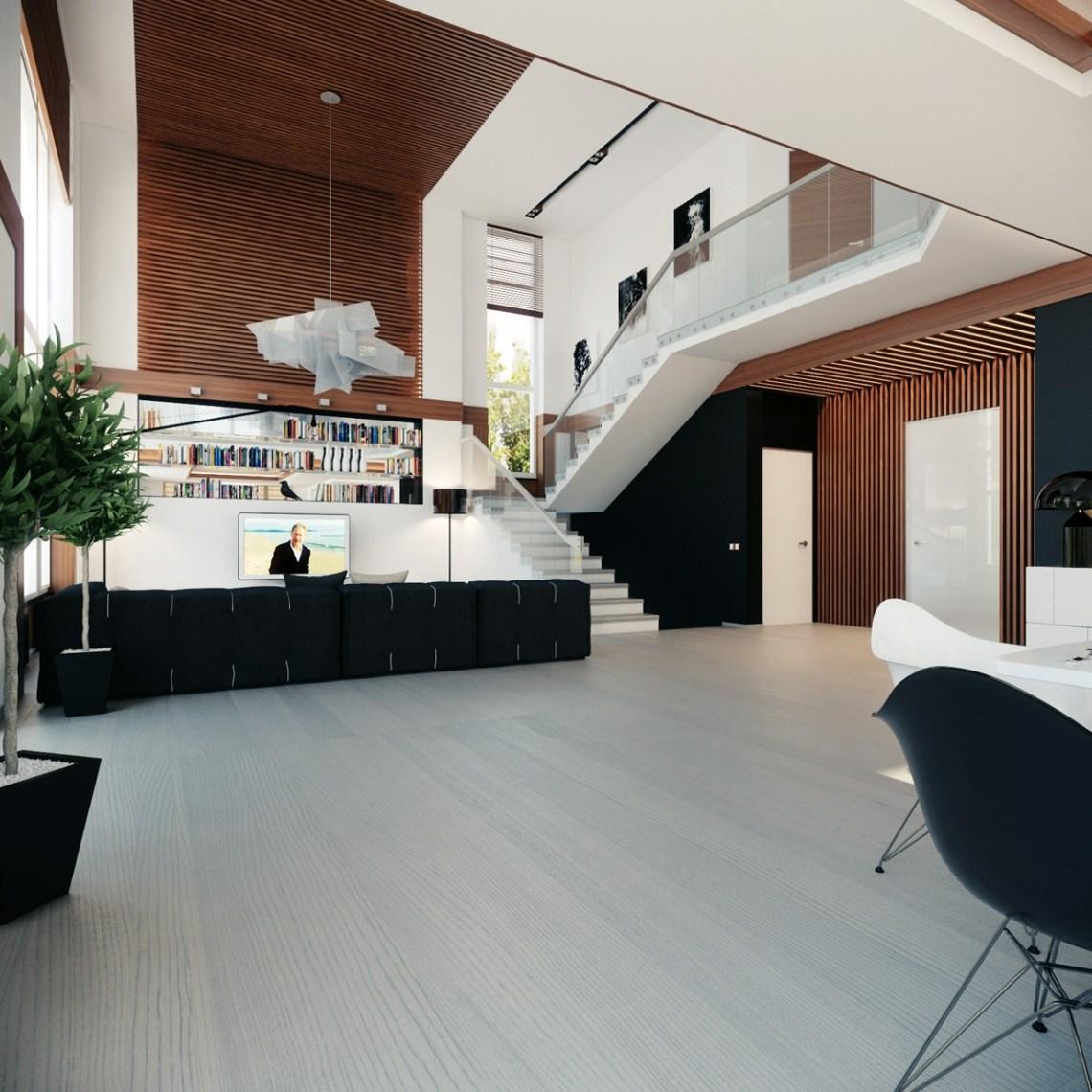Open plan home design | Interior Design Ideas.