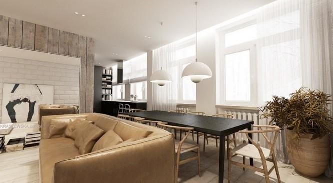 Living room diner