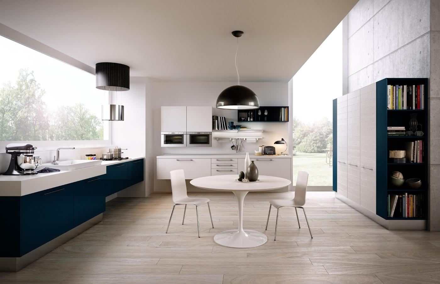 Modern Kitchen Units Designs