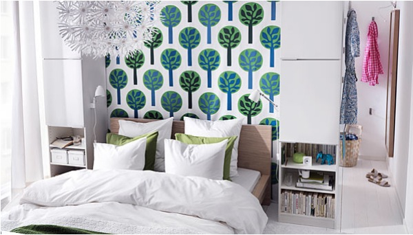 Super Small Space Living: Inspiration IKEA