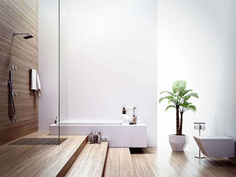 Modern Bathrooms With Spa-Like Appeal