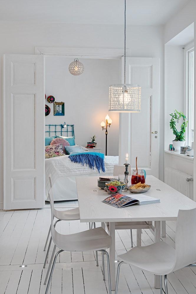 White Apartment Decor Interior Design Ideas
