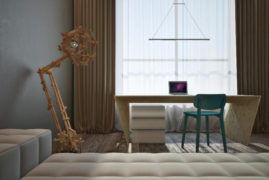 Modern Industrial House 8 Interior Design Ideas
