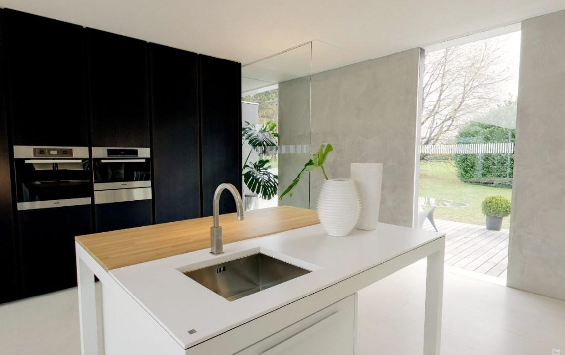 Minimalist Kitchen Table