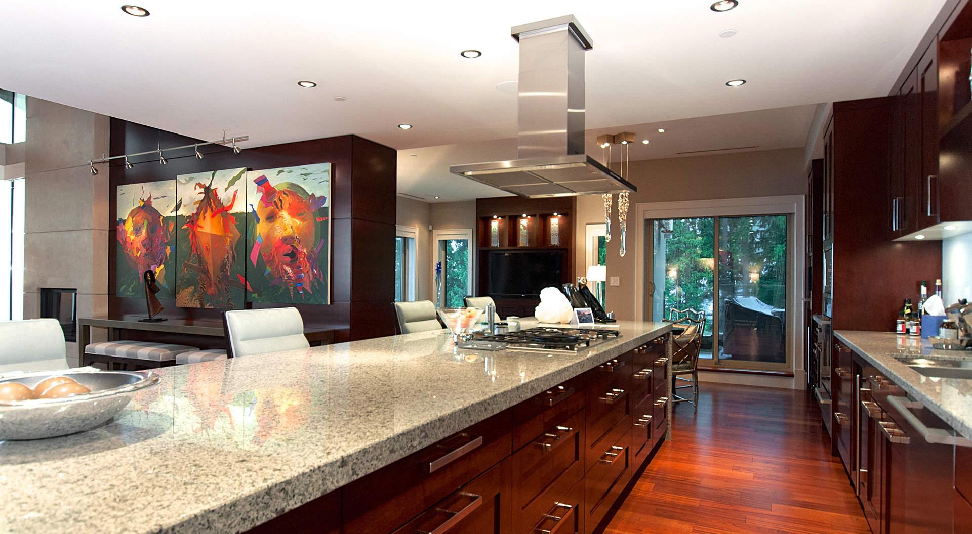 Penthouse Kitchen 2 Interior Design Ideas