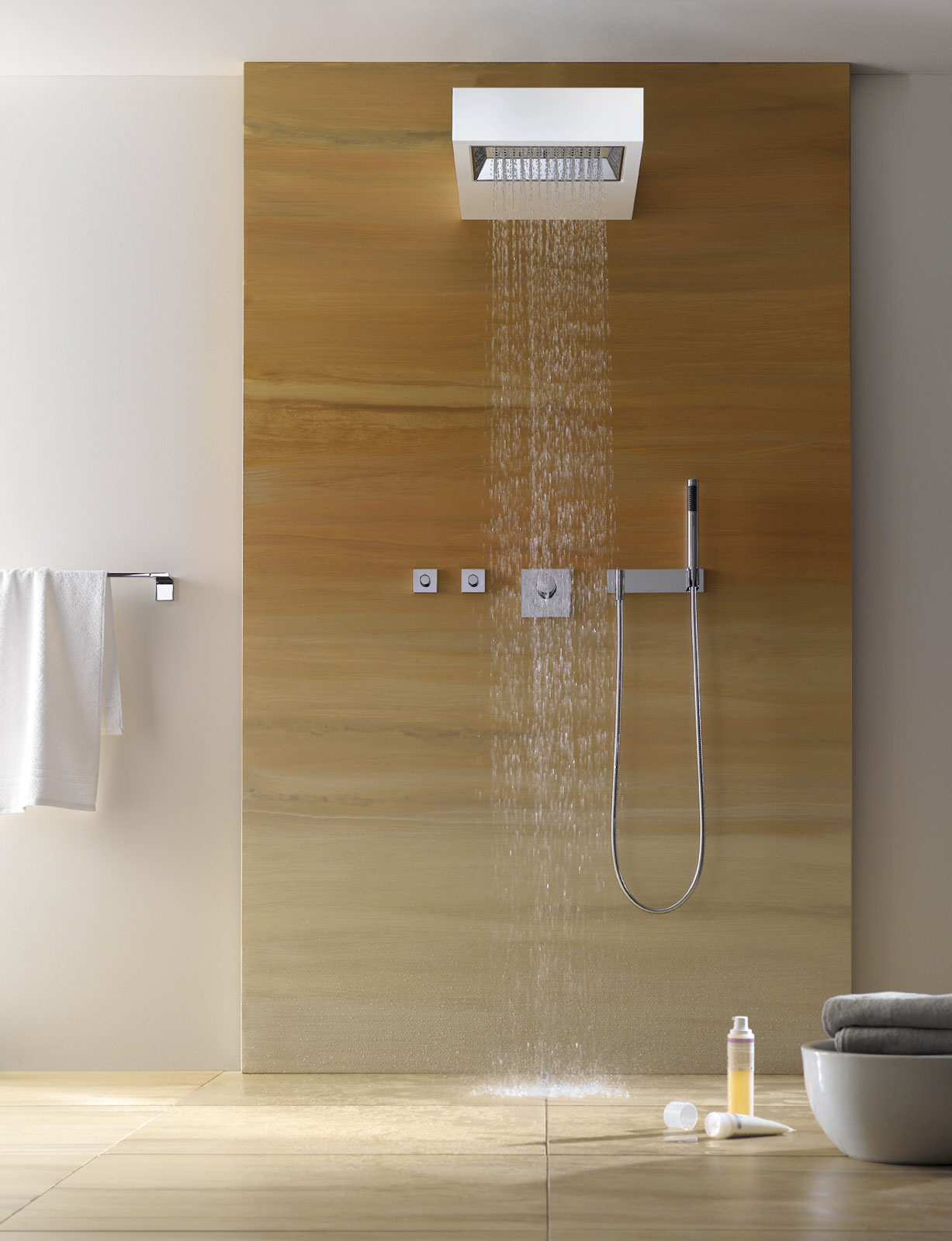 Modern Natural Bath Fittings Accessories Shower 3