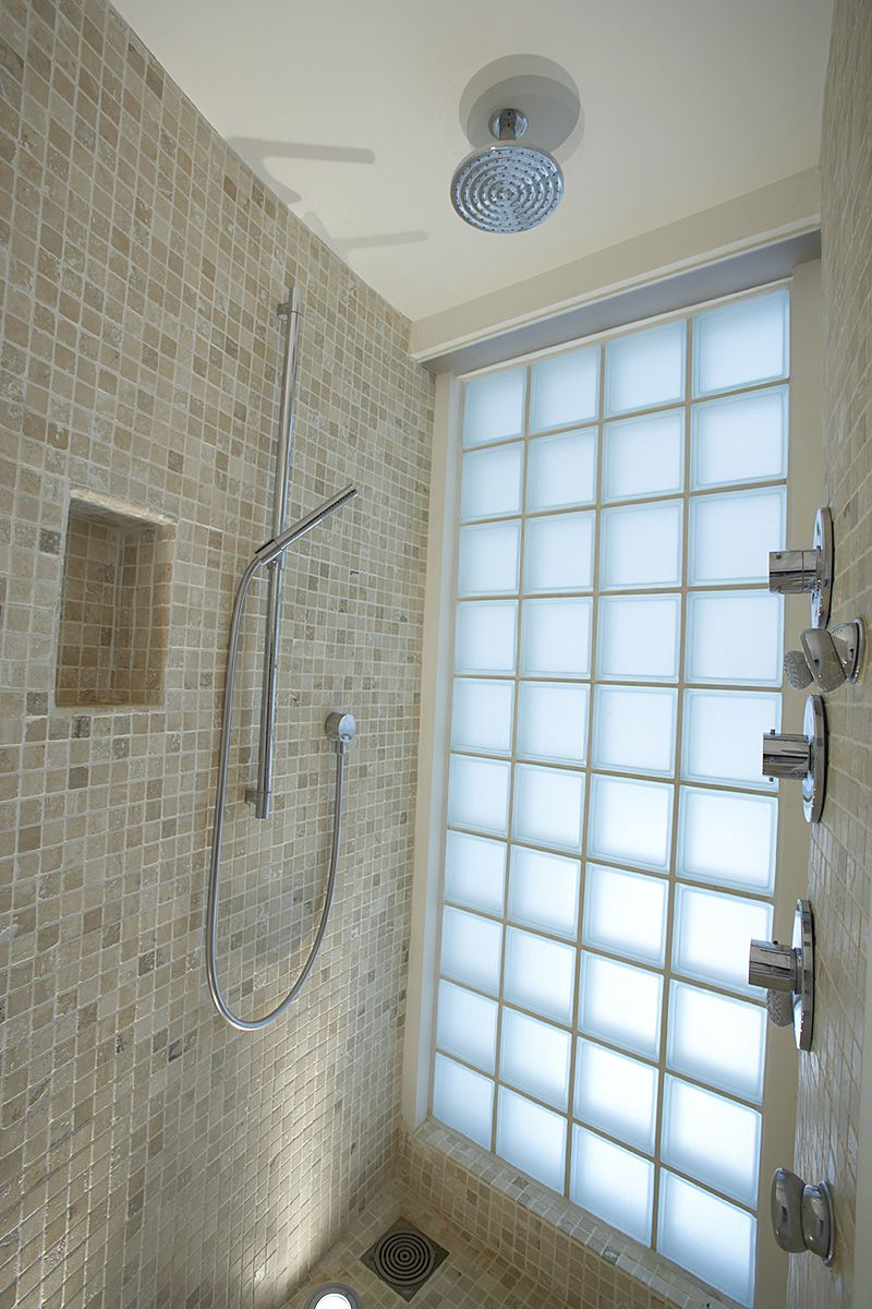 Minimalist Tower Home Master Bathroom 3 Interior Design
