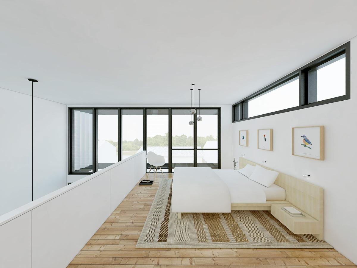 bedroom loft | interior design ideas.