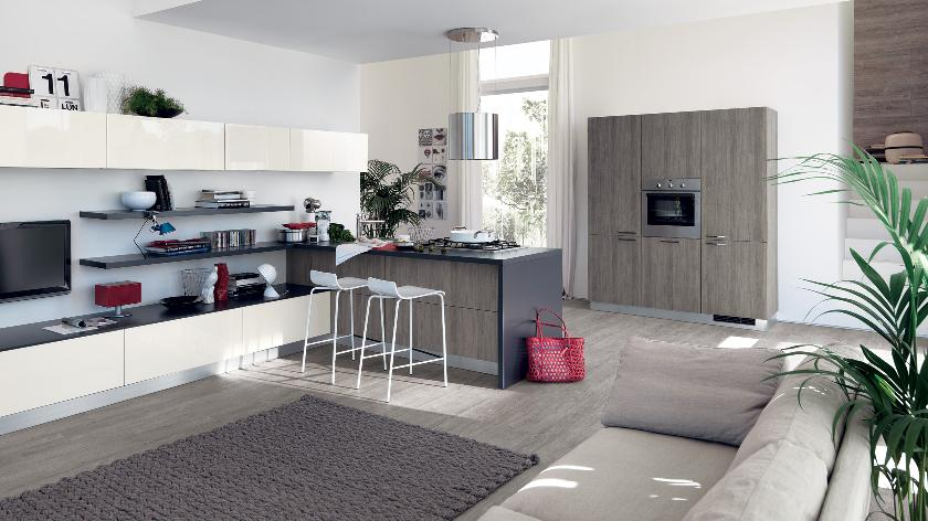 Contemporary Kitchens For Large And Small Es Part 51