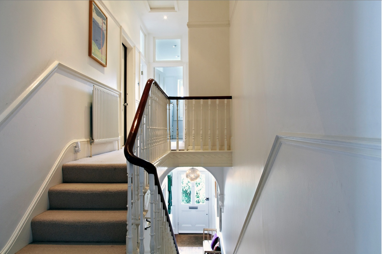 Open Staircase Interior Design Ideas