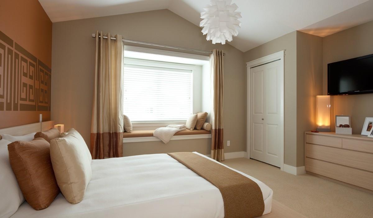 Calming Neutral Bedroom Interior Design Ideas