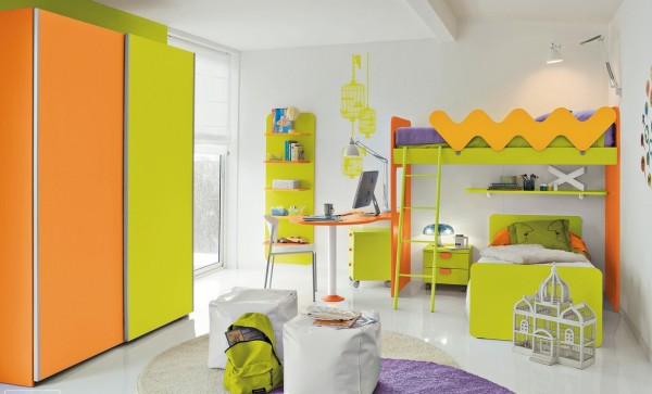 Teenagers bedroom decor