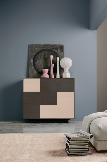 Clashing Block Colors Make A Great Display Case For Knick Knacks Or Home Library Of Books Add Small Wall Mounted Unit Nearby To Use As Handy Study