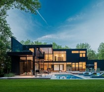 ... Ultra Sleek Private Home With Incredible Architecture ...