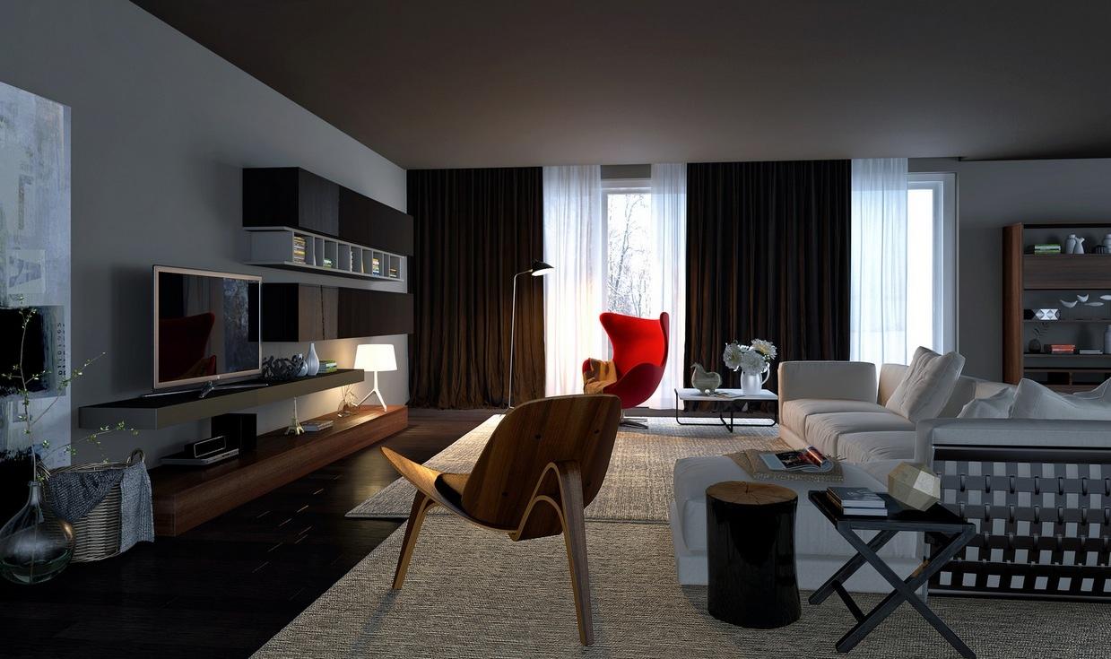 Hipster Living Room