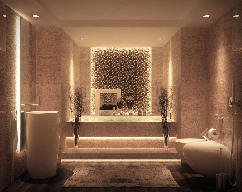 title | Luxurious bathrooms