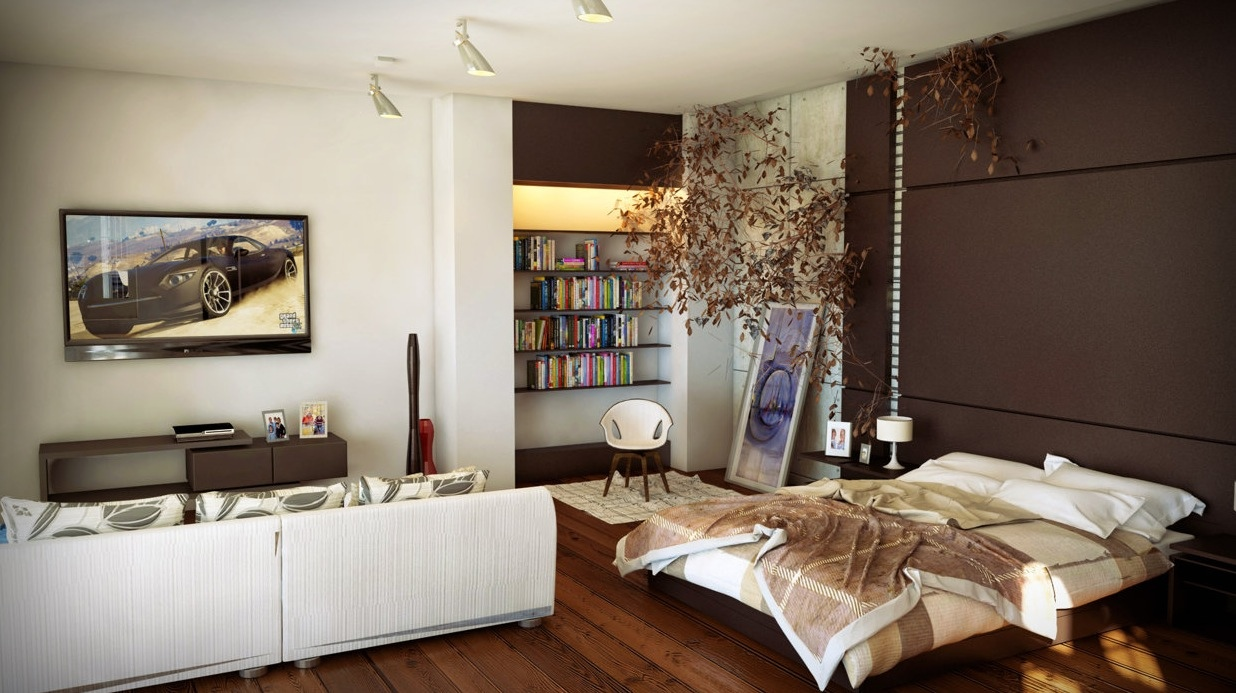 Stylish Bedroom Designs With Beautiful Creative Details Part 23